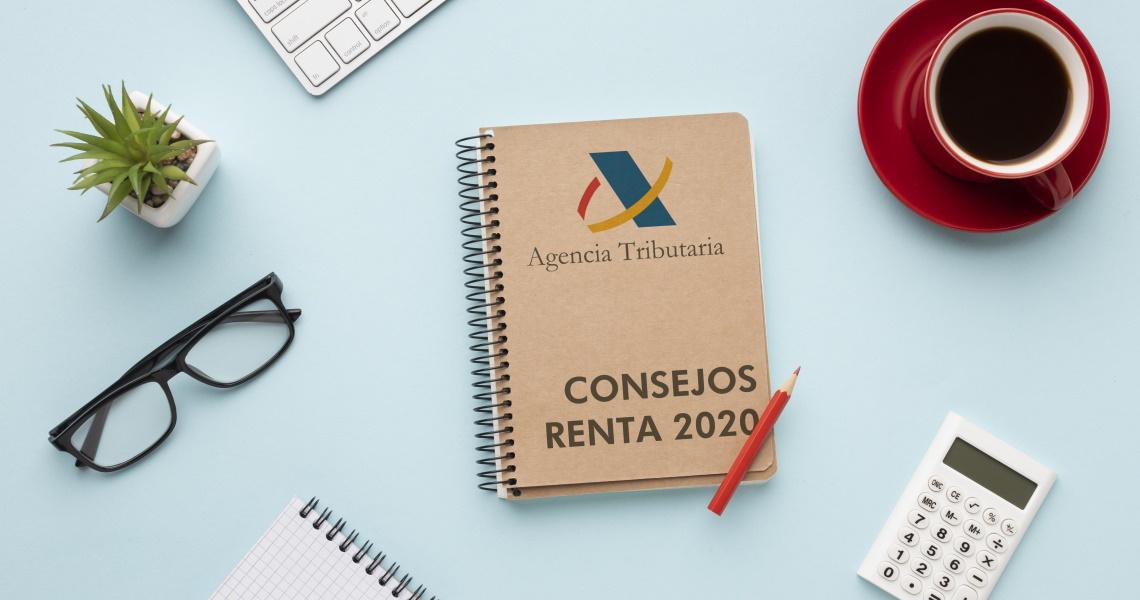 Consejos para ahorrar en la declaración de la renta 2020